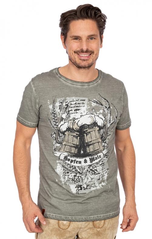 T-Shirt KALLE moos