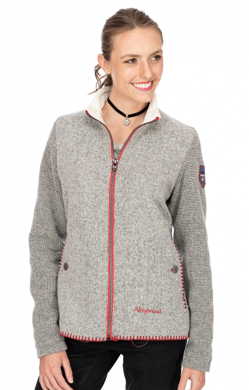 Traditional Jackets GERNKOGEL gray