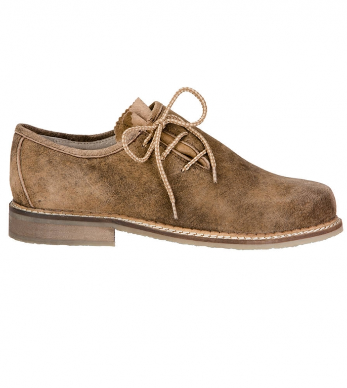 German traditional shoes 1300 lightbrown