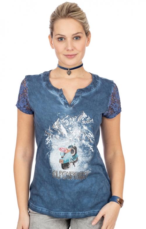 T-Shirt 321141 denim