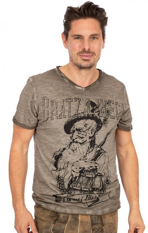 T-Shirt ERWIN beige