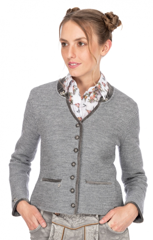 Traditional Jackets MALTA light gray