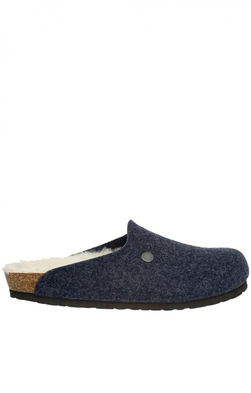Pantoffeln G101563 HELSINKI blau