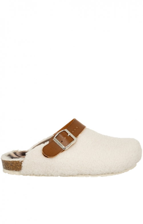 Traditional SlipperG100259 WOOLAND nature