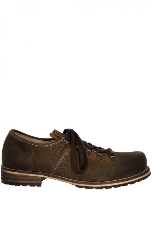 Schuh HEINI Rustik mocca