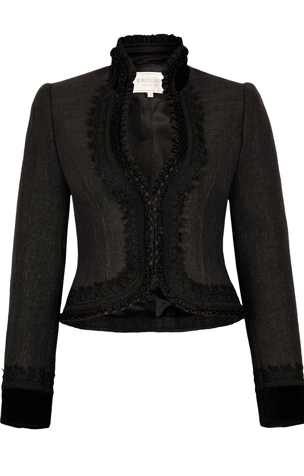 weitere Bilder von Traditional Jacket CHARMING black