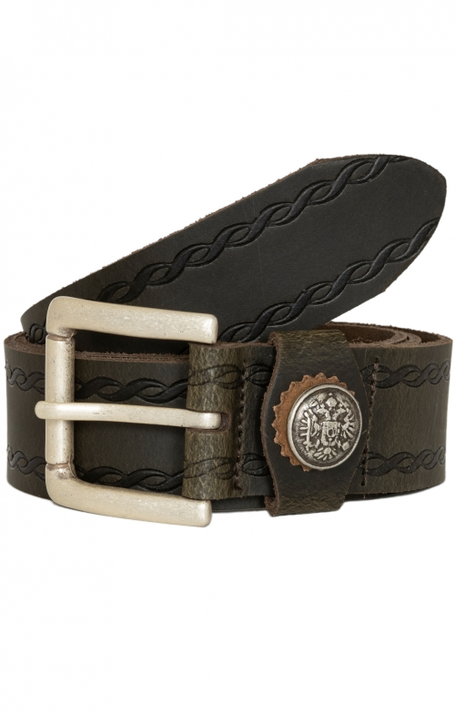 Cintura Trachten AA-4423-PG167 graphit marrone