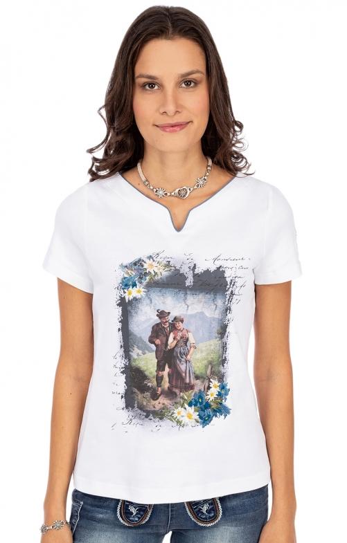 T-Shirt 321109 weiss