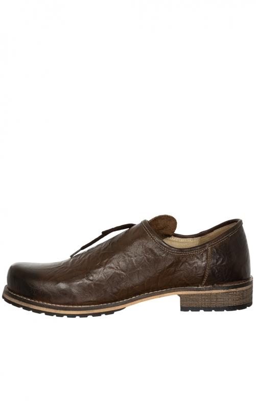 Schuh FRANZISKUS antik braun