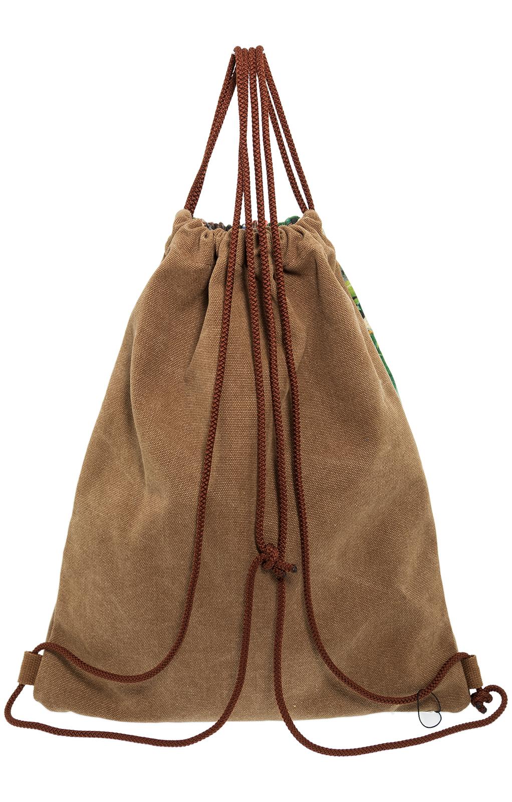 weitere Bilder von Trachtentasche Beutel 11501 Uni - braunnostalgie