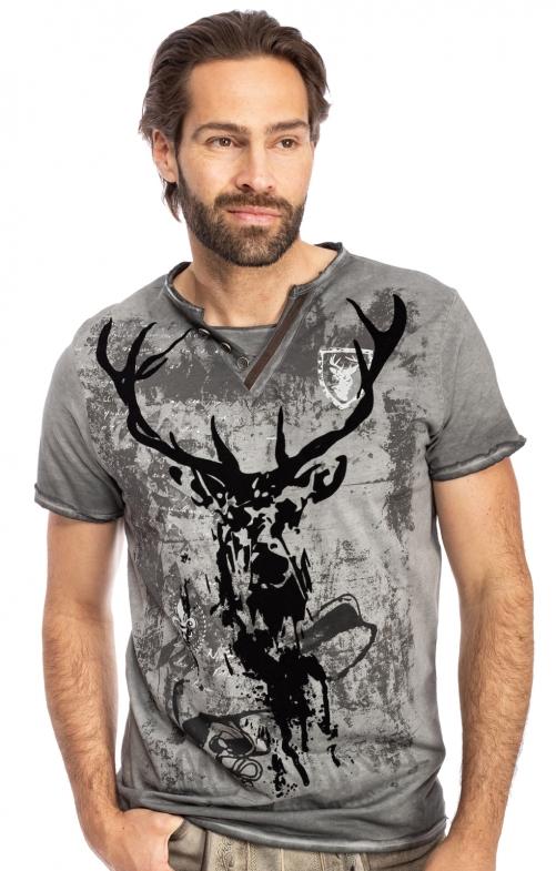 T-Shirt ELVIS grau