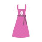 pink, rosa Dirndl info