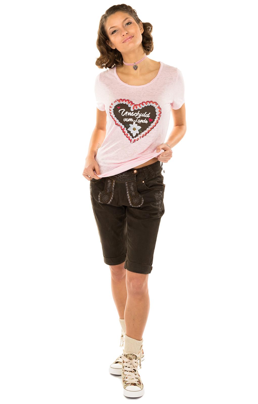 weitere Bilder von Trachten Shirt ANTARESrose