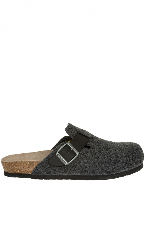 Pantoffeln G101552 RIVA anthrazit