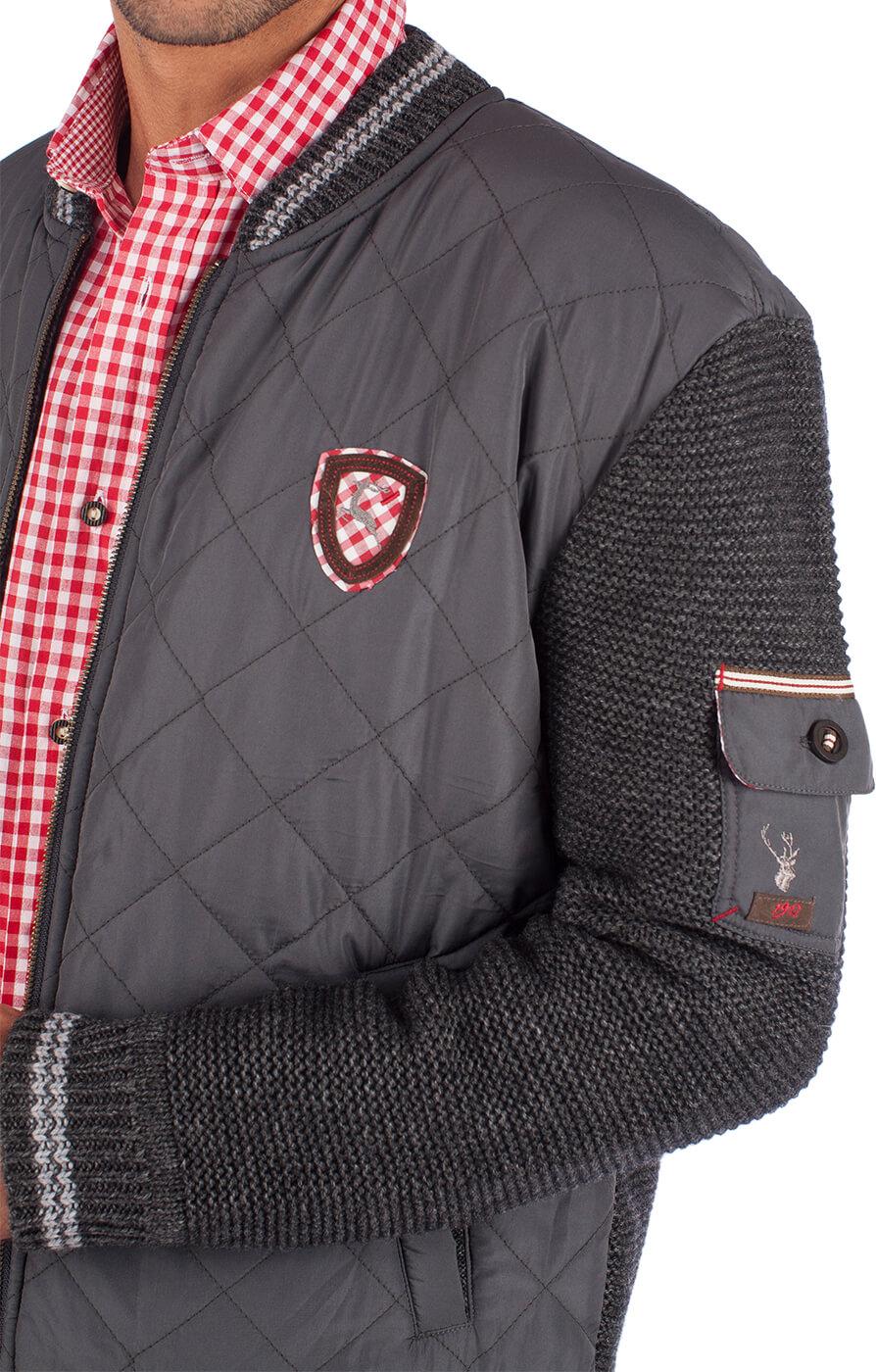 weitere Bilder von German traditional jacket EGINOanthrazit