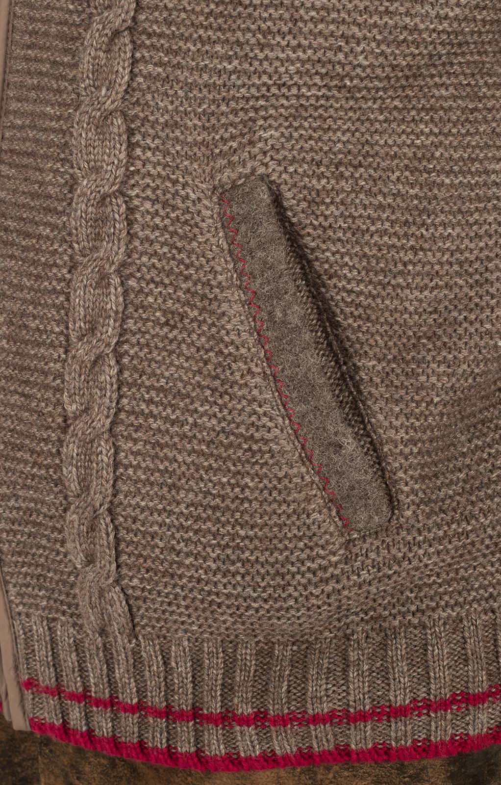 weitere Bilder von Traditional german cardigan brown