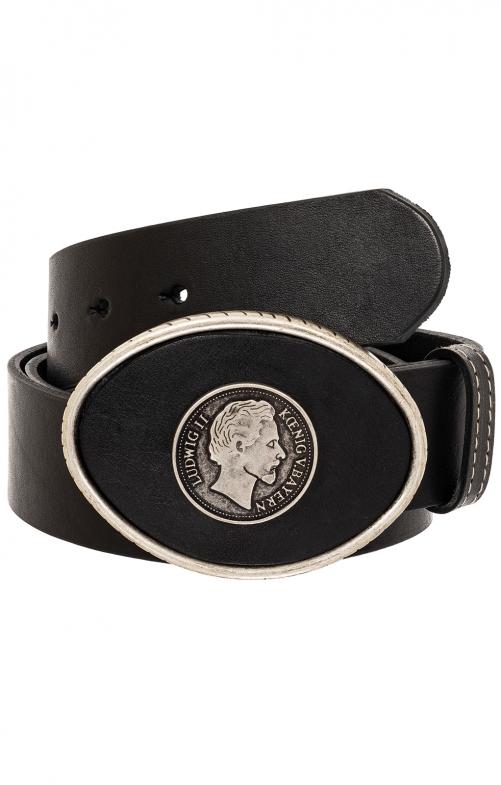 Trachten Belts 7840S121-16 black