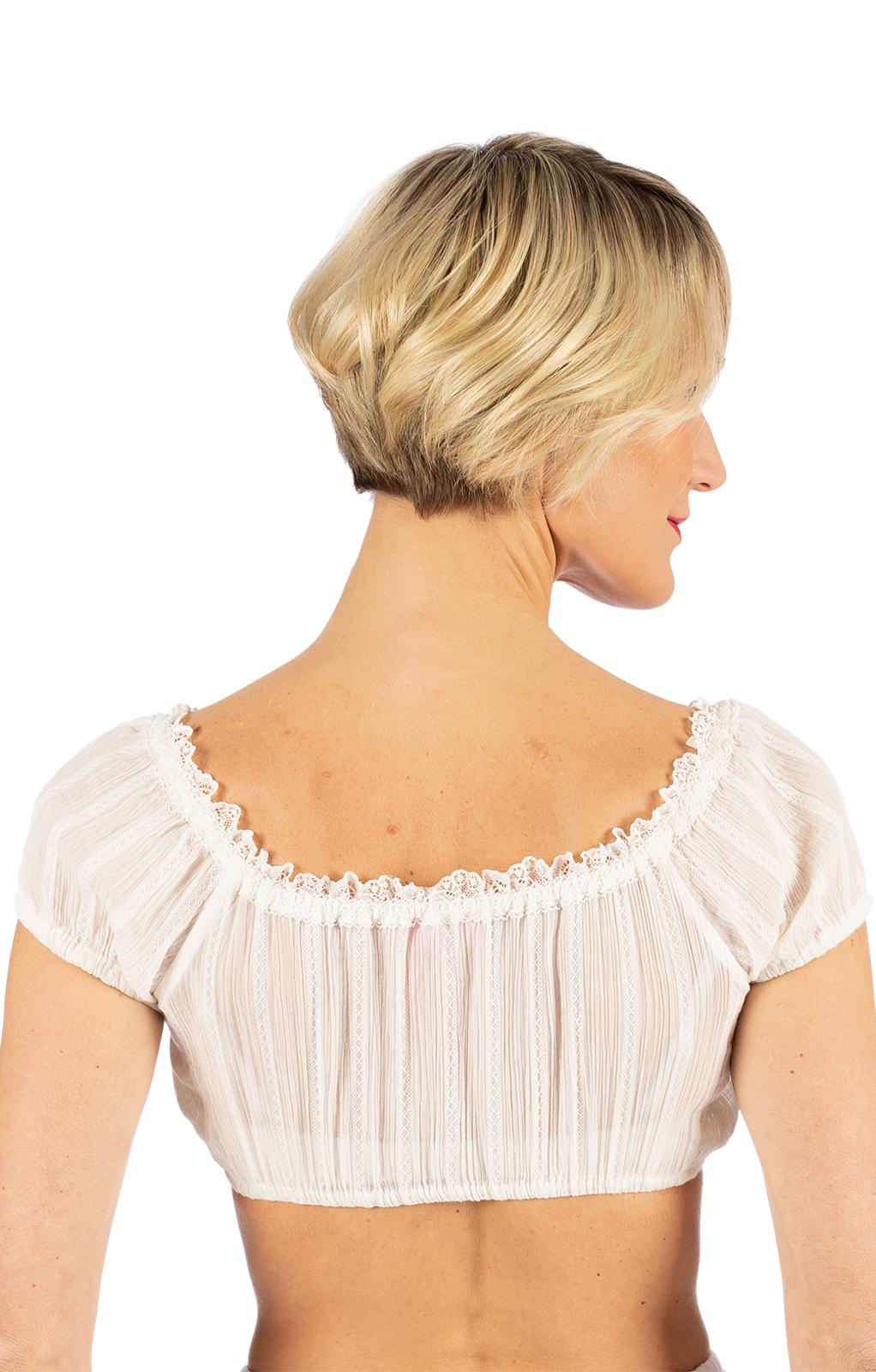 weitere Bilder von Traditional dirndl blouse TAMMY ecru