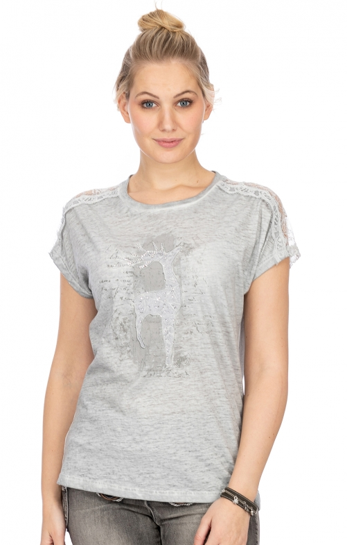 T-Shirt P30 - BERTA gray