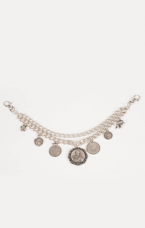 Traditional Jewellery Charivari CH247 zilver