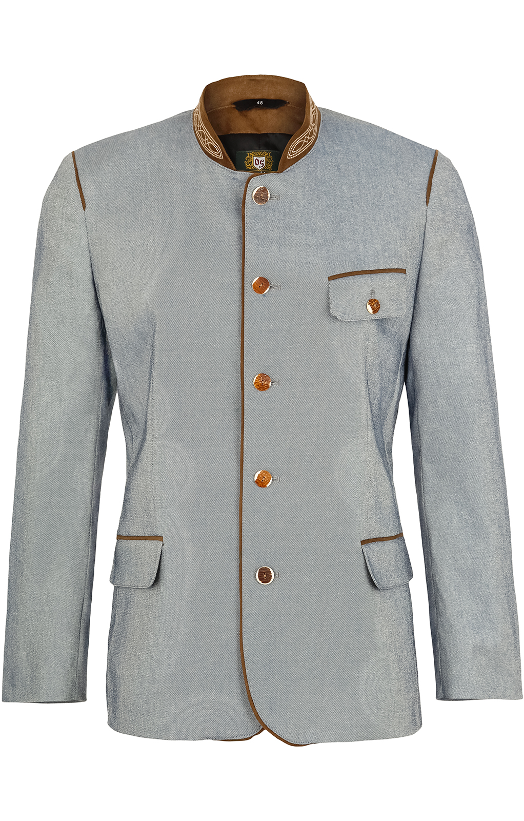 weitere Bilder von German traditional jacket blue