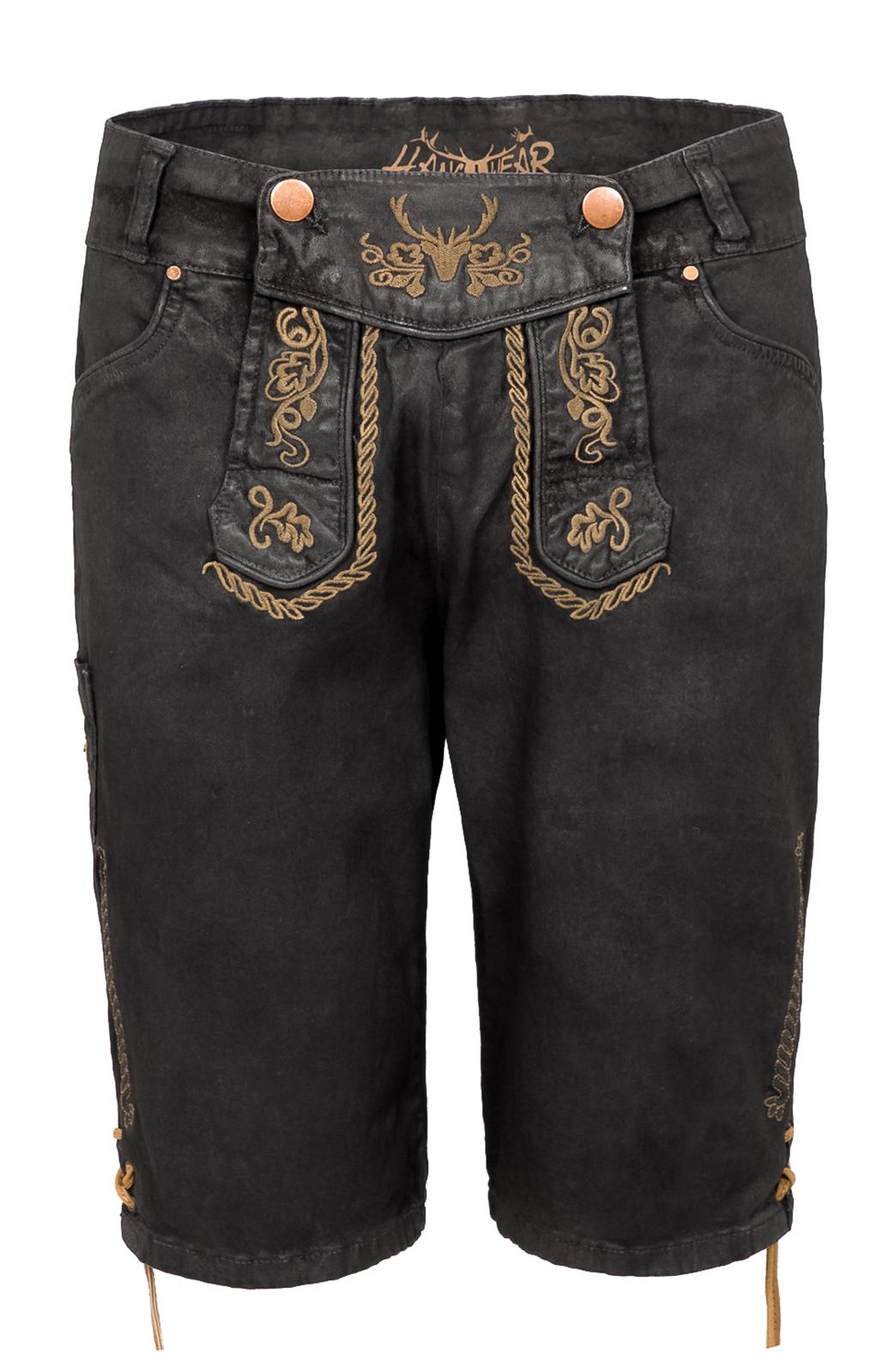 weitere Bilder von Breve costume jeansshort HE zwart