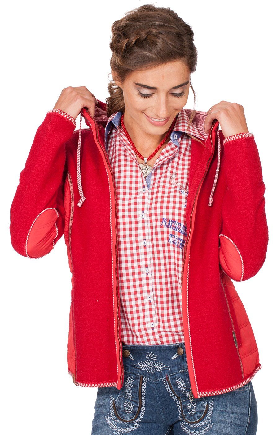 weitere Bilder von Traditional Jacket Friesland red