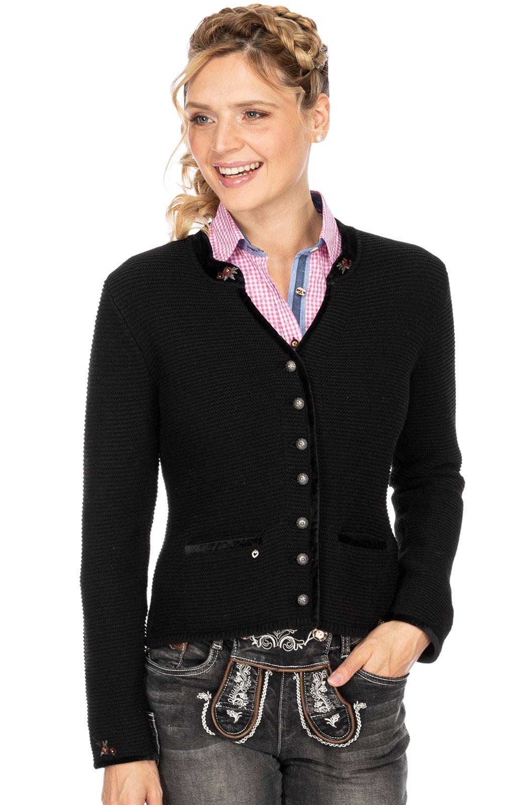 Traditional Jackets MALTA black