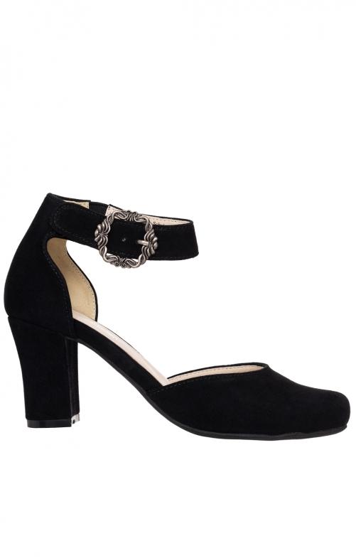 Dirndl Shoes Pumps 3005835-2 black