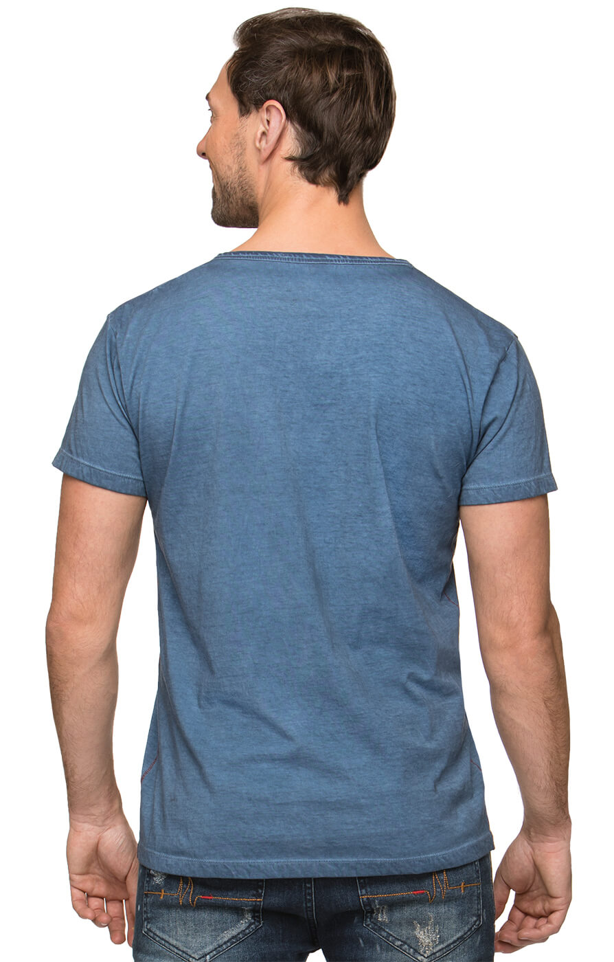 weitere Bilder von Traditional German T-Shirt Feli blue