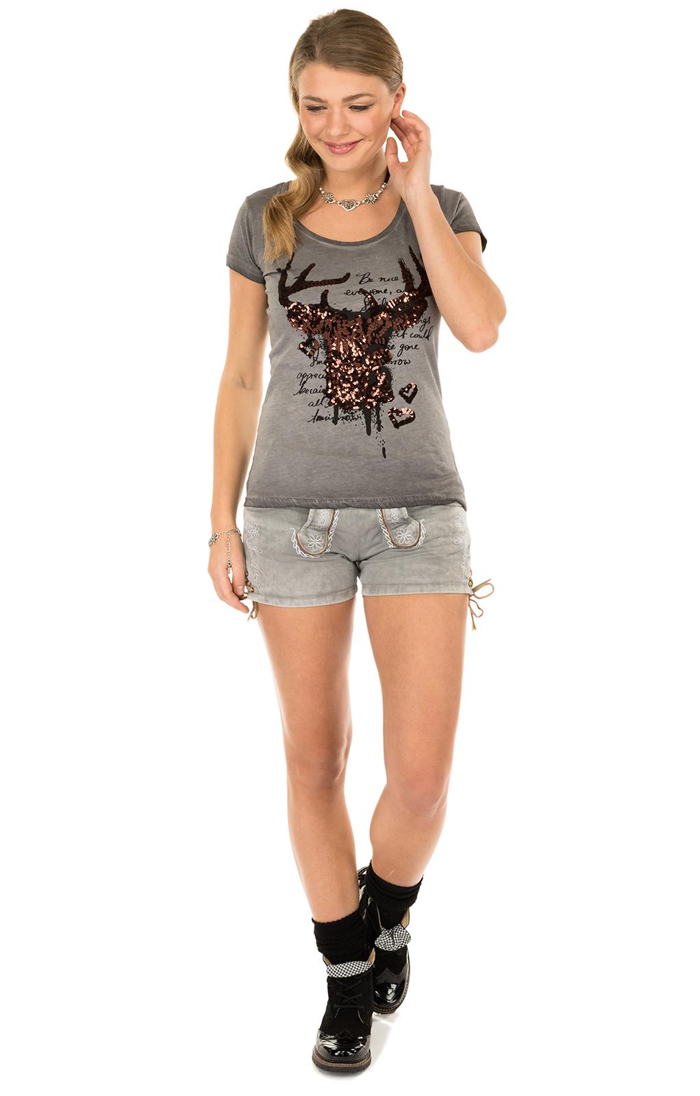 weitere Bilder von Trachten Shirt VENCAgray