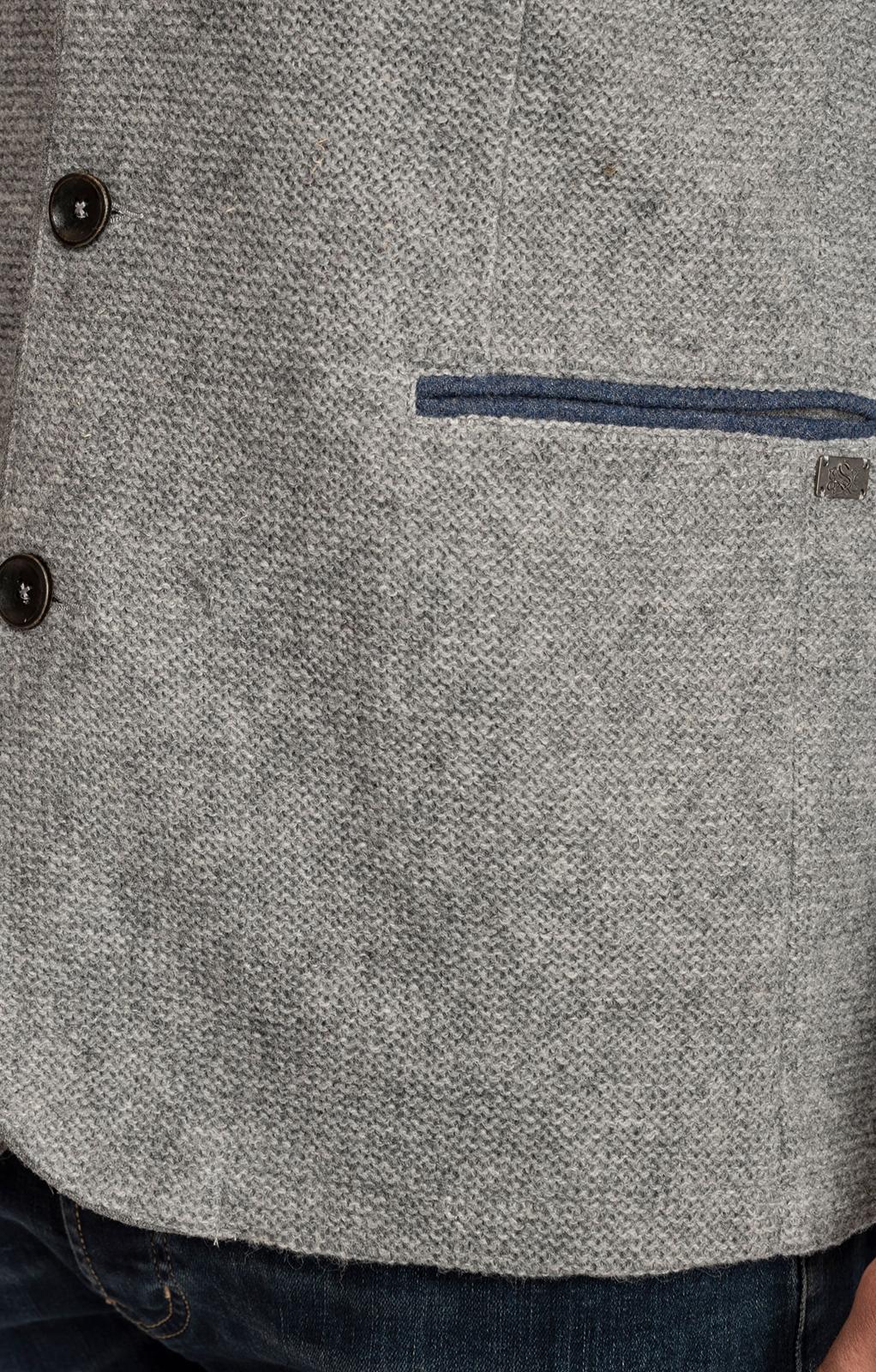 weitere Bilder von Jacke NARSBACH grau blau