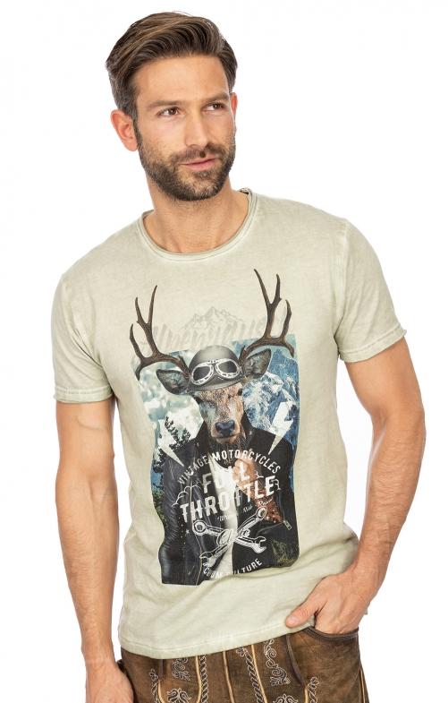 T-Shirt L108 - MARKUS beige