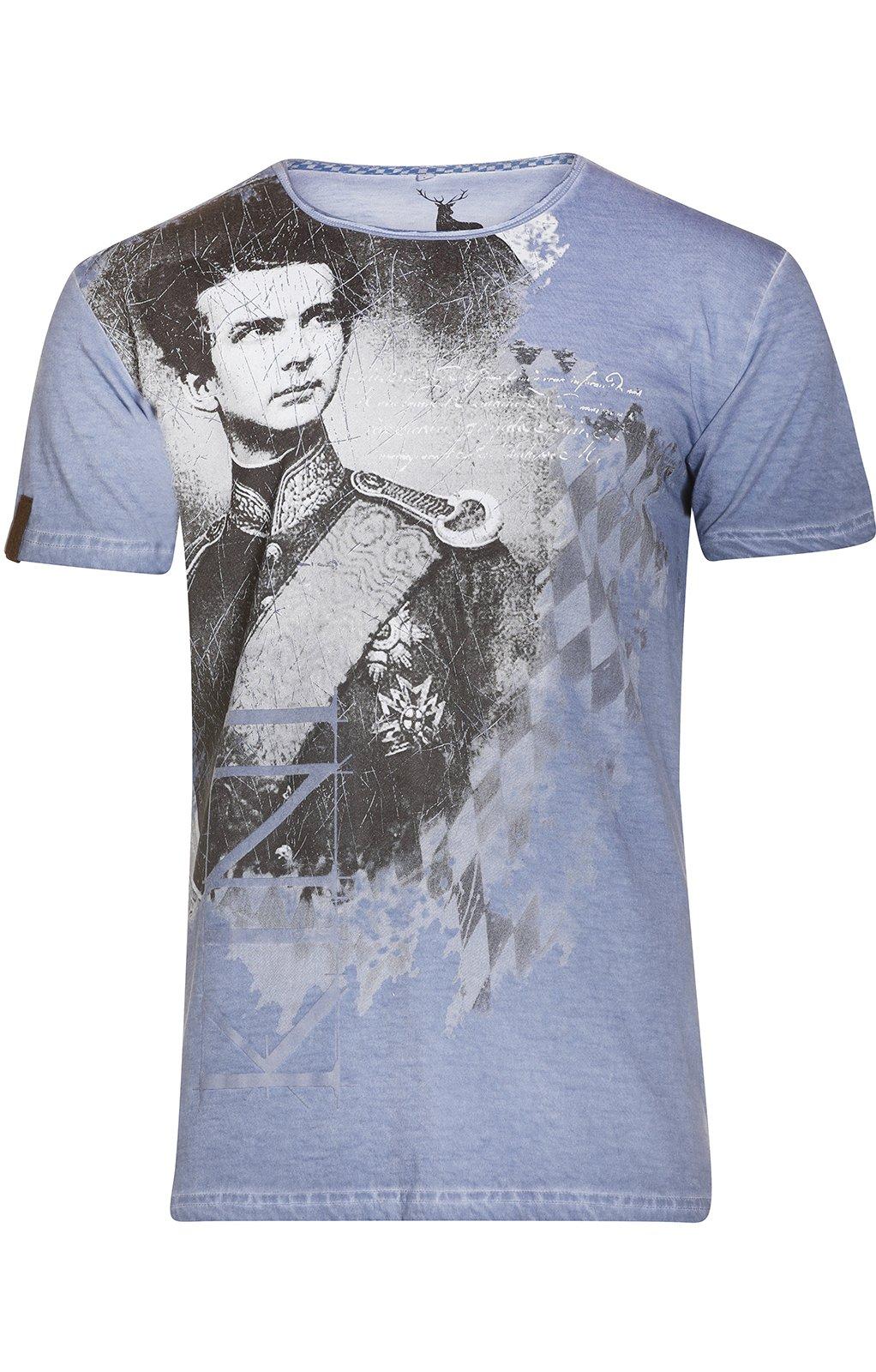 weitere Bilder von Traditional Tshirt blu
