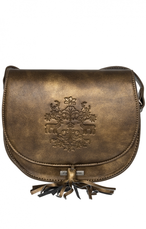 Traditional bag 13102 antique brown