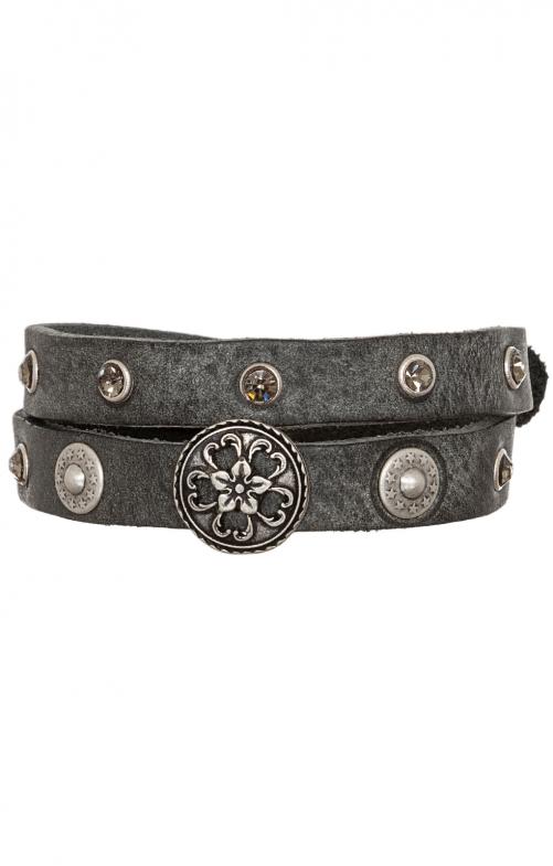 Armband 19-3516 grau
