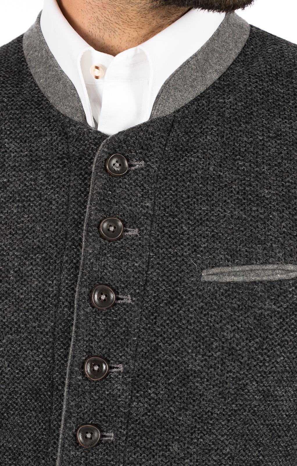 weitere Bilder von Gilet Costumi maglia KNALLER SW grigio scuro