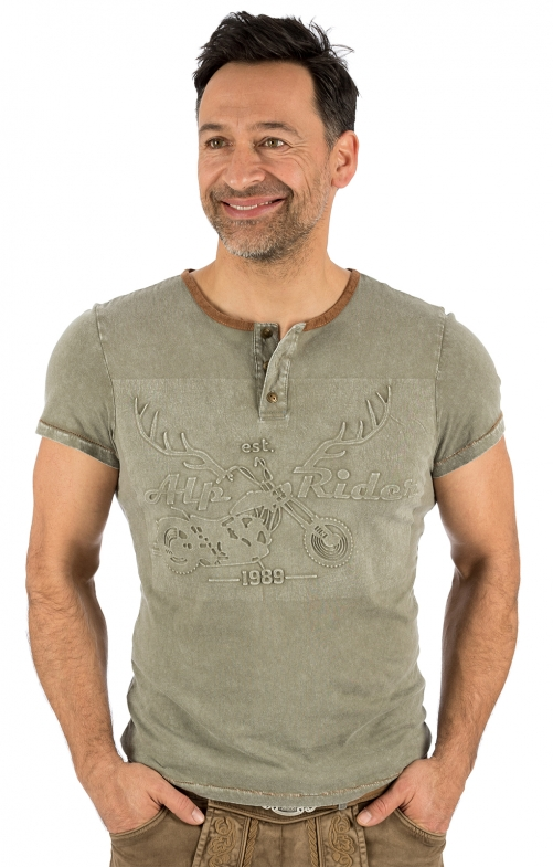 Costumes T-shirt E12 - KARL olive