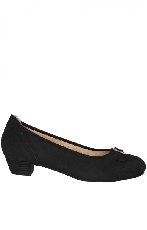 Ballerina 3004550-2 schwarz
