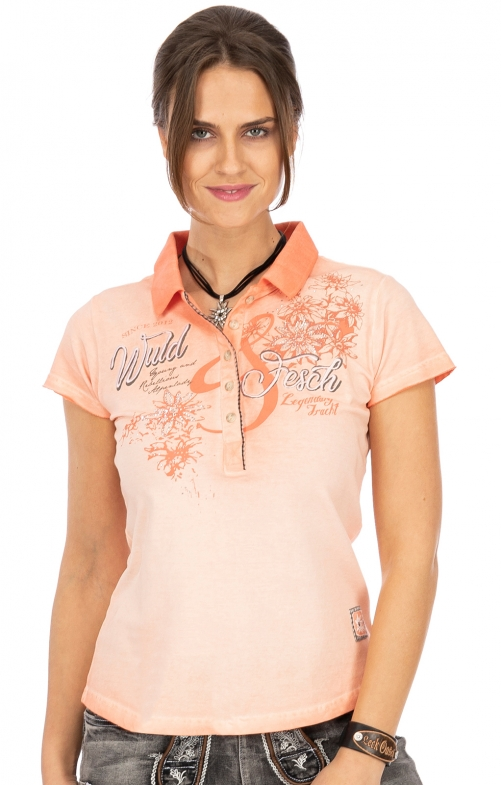 T-Shirt ELENA coralle
