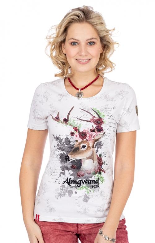 T-Shirt HABICHTSALM offwhite