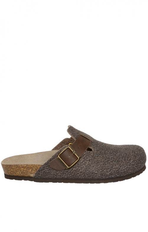 Pantoffeln G101550 RIVA braun