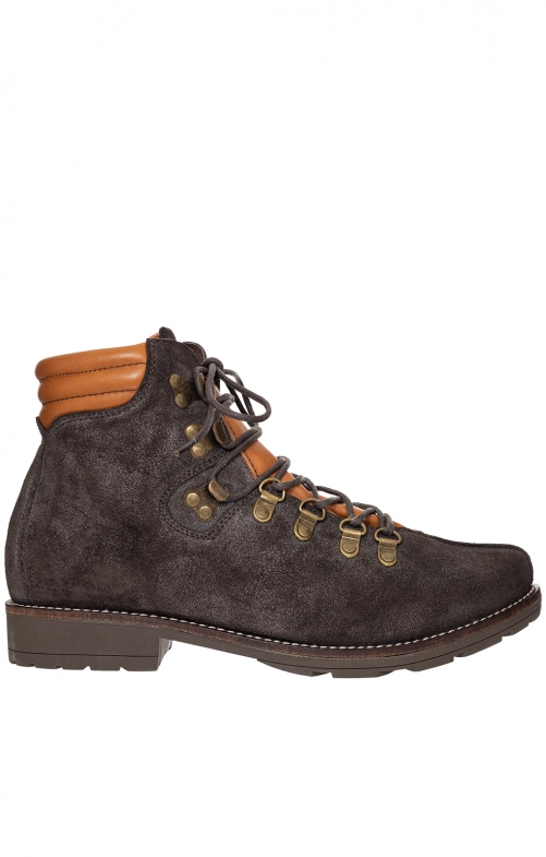 Boot 3002733-143 grau braun