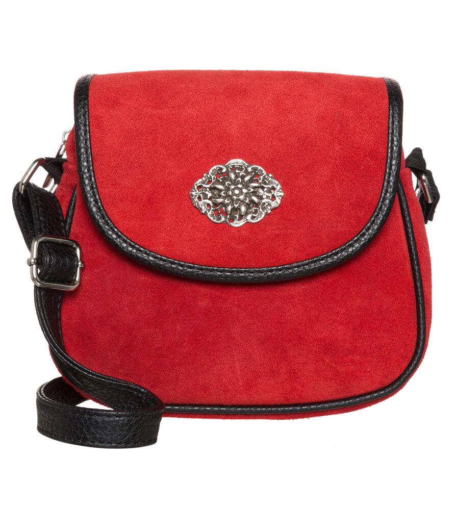 Tiroler Handtassen TA3000-8584 rood von Schuhmacher