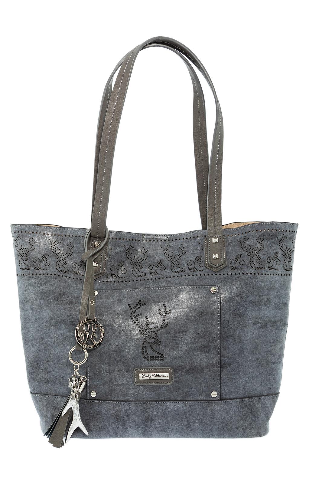 Trachtentasche Schopper 17010 antikgrau von Lady Edelweiss