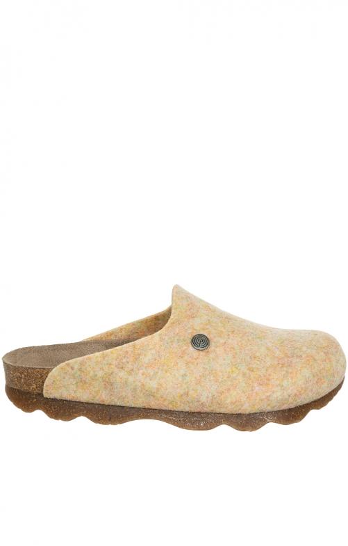 Pantoffel G101609 HELSINKI PETT MixYellow
