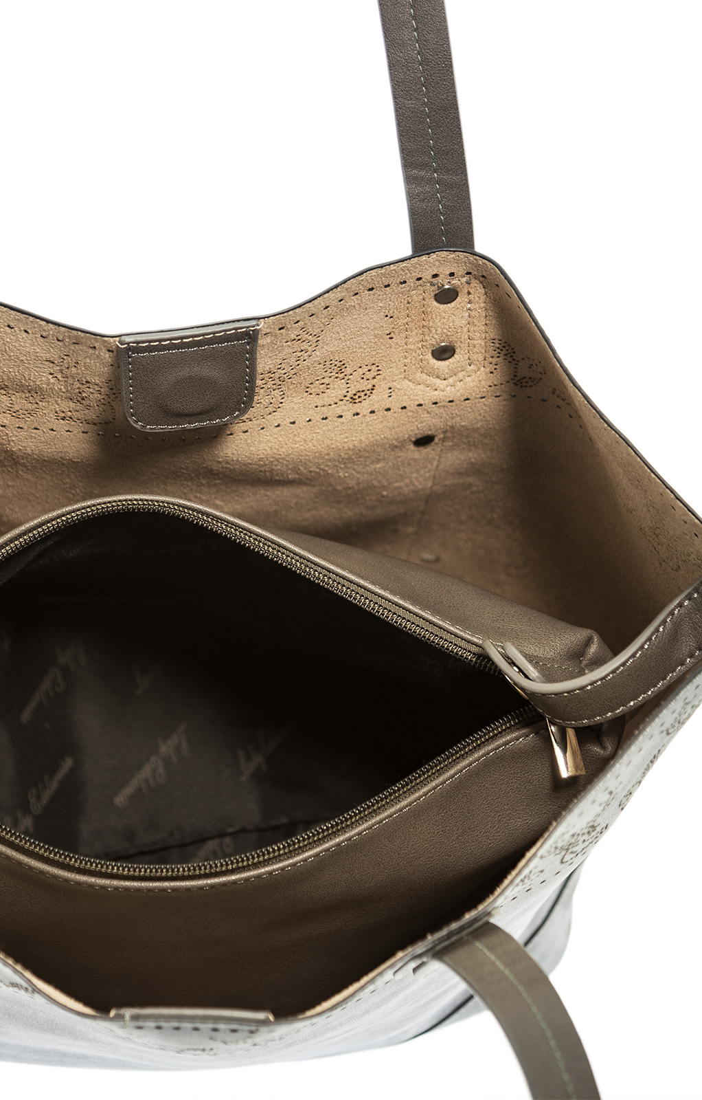 weitere Bilder von Trachtentasche Schopper 17010 antikgrau