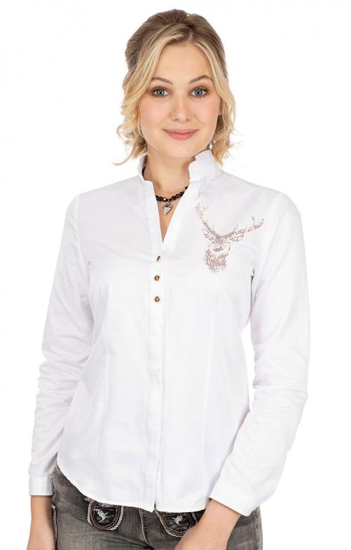 Bluse 450100-2879-1 weiß