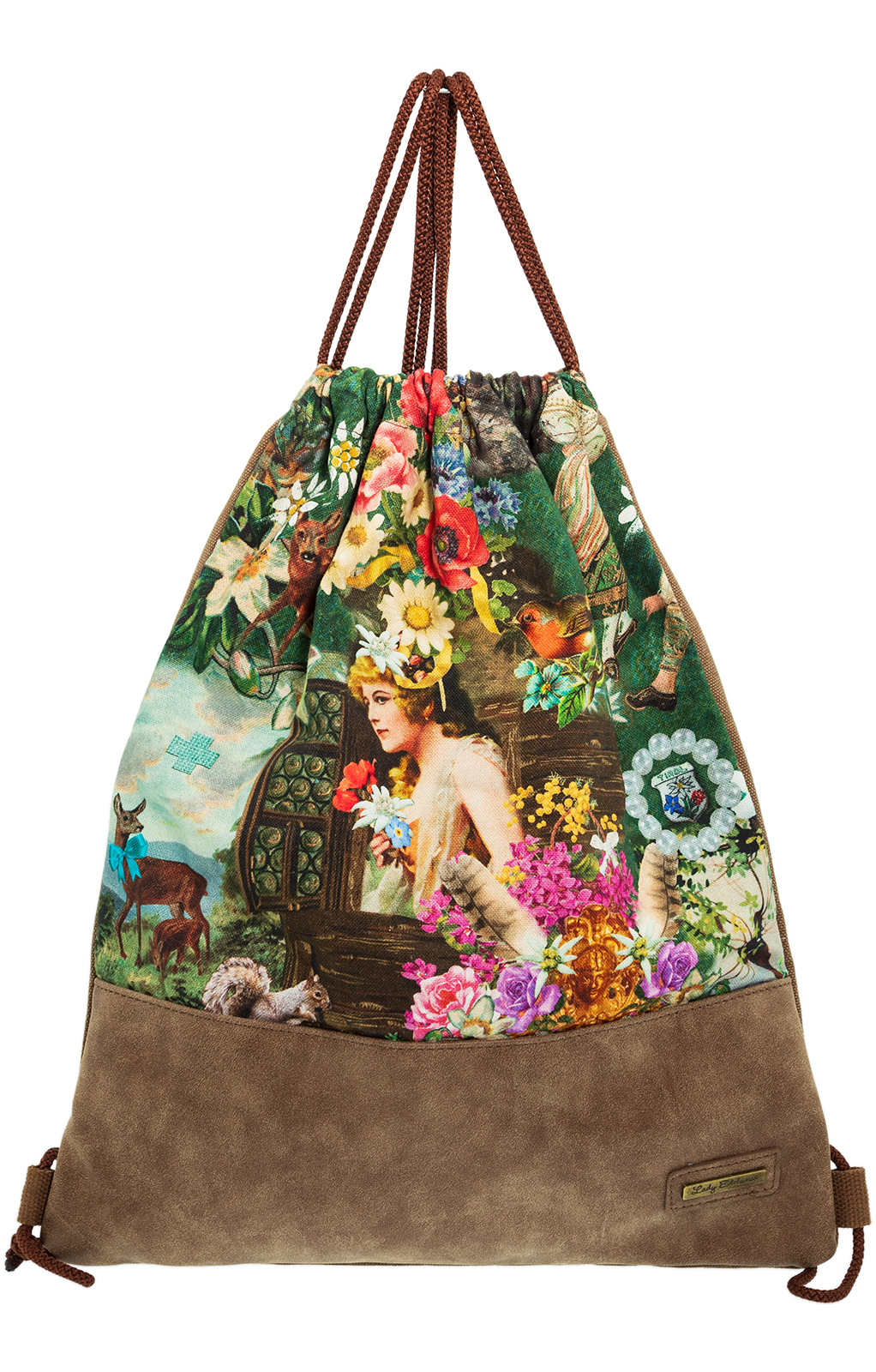 Traditional bag 11501 Uni - Nostalgie von Lady Edelweiss