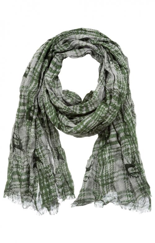 Halstuch TU609231 grün